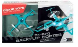 Recall: Dickie Toys Backflip Qaudcopter DT-BFQ