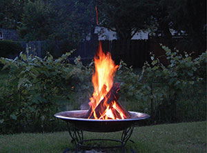 Fire Pits And Bowls Fire And Emergency New Zealand